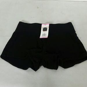Active Life Black Shorts Size S